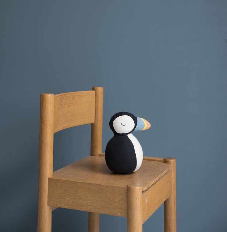 Fabelab Musical Tumbling Puffin