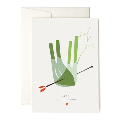 Fennel Love Card