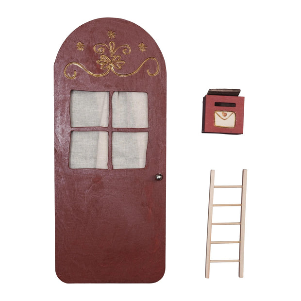 Fabelab Wooden Elf Door Set