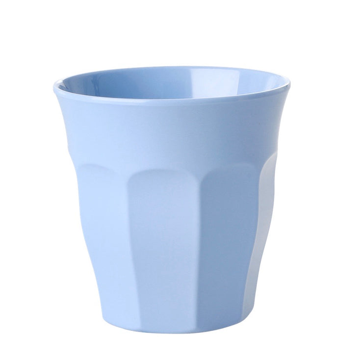 Rice Melamine Cup - Pigeon Blue