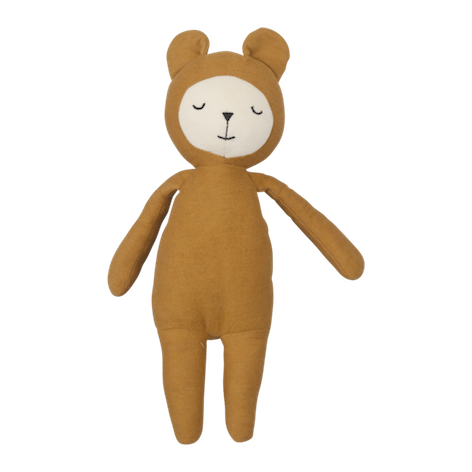 Fabelab Organic Bear Buddy Doll