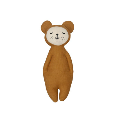 Fabelab Organic Rattle Bear Friend