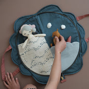 Fabelab Organic Play Purse - Shell