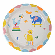 Party Plates - Silly Circus