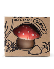 Eco Friendly Toadstool Toy