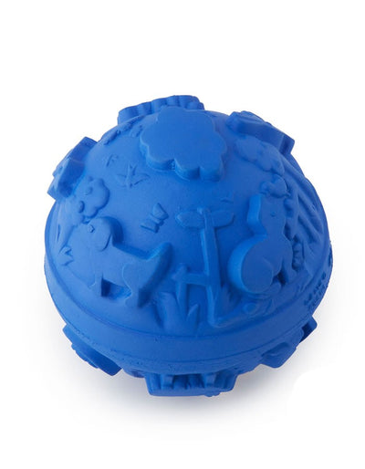 Eco Friendly Baby Ball - Blue