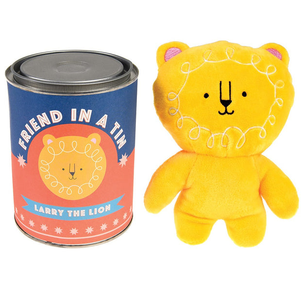 Friend in a Tin - Lion