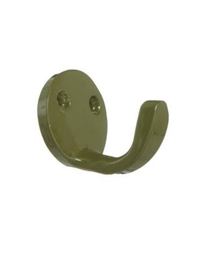 Metal Hook, Small - Army Green