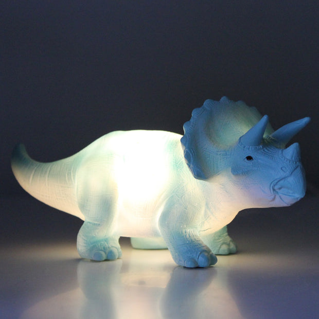 Triceratops Dinosaur LED Night Light