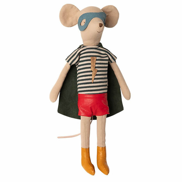 Maileg Super Hero Mouse Boy