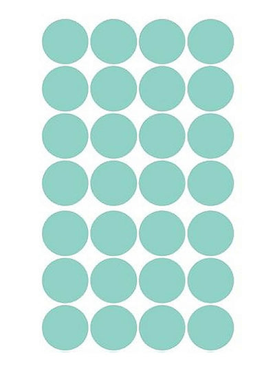 Confetti Wall Stickers - Mint