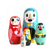 Russian Nesting Dolls - Wooden