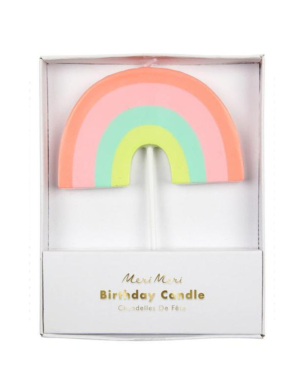 Rainbow Party Soy Wax Candle