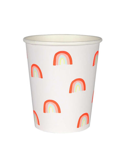 Party Cups - Multi Rainbow
