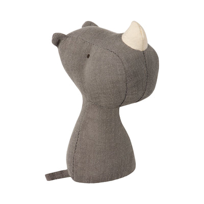 Maileg Rhino Soft Rattle
