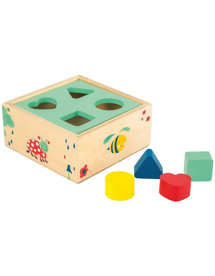 Wooden Shape Sorter