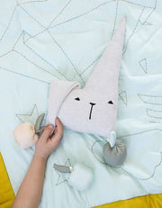Fabelab Organic Cotton Bunny Cushion