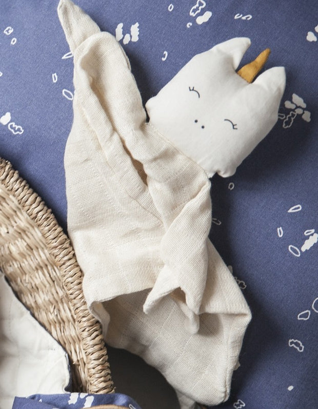 Organic Cotton Unicorn Comforter