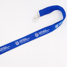 Load image into Gallery viewer, Lincoln University Lanyard