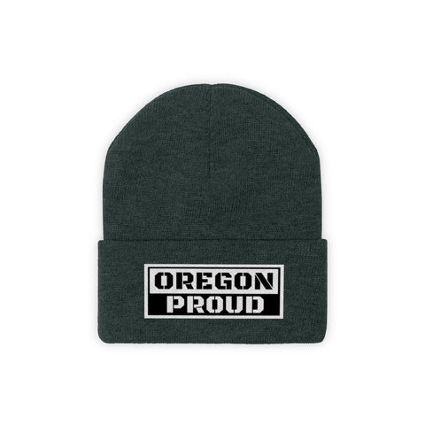 Oregon Proud Beanie