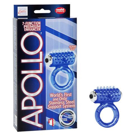 Apollo 7-Function Premium Enhancer Blue