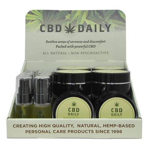 EB CBD 22pc Display