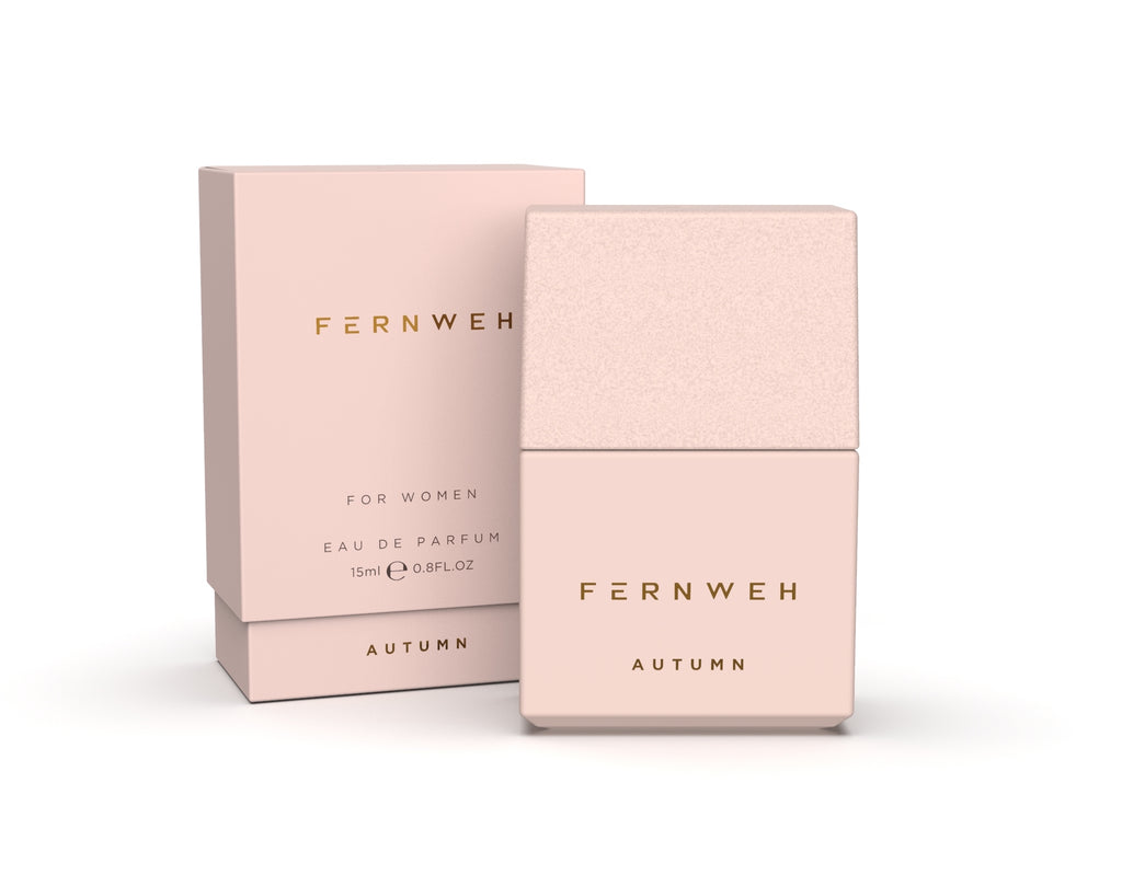 Fernweh Travel Perfume Autumn – edp for women, 15 ml