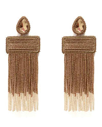 Lucifer Tassel Earrings - URU THE STORE
