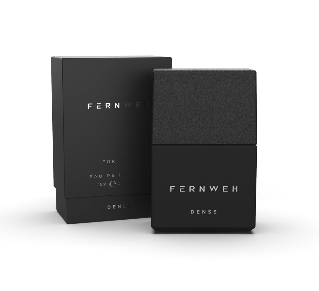 Fernweh Travel Perfume Dense – edp for men, 15 ml