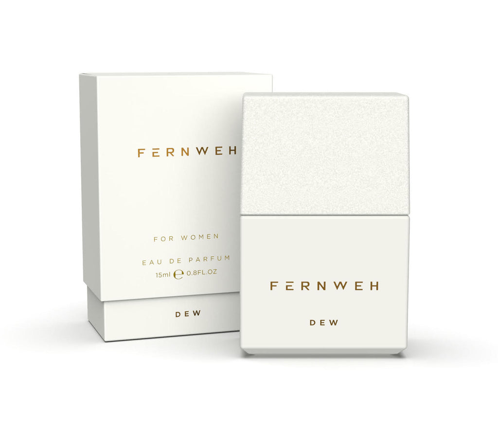 Fernweh Travel Perfume Dew – edp for women, 15 ml