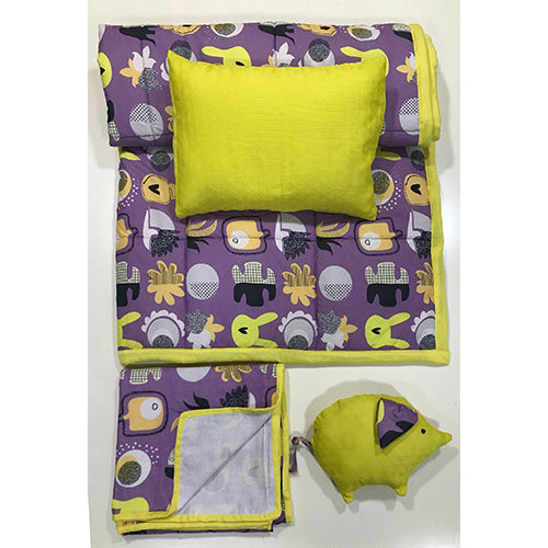 Tummy Time Mat Lavender