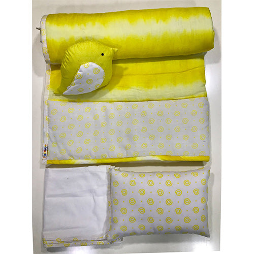 Tummy Time Mat Yellow