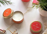 Aroma Therapy Travel Tins - Love & Light