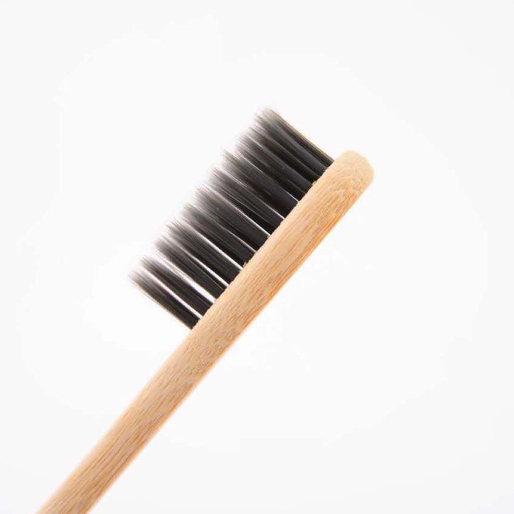 SuckIN Charcoal Bamboo Toothbrush - URU THE STORE