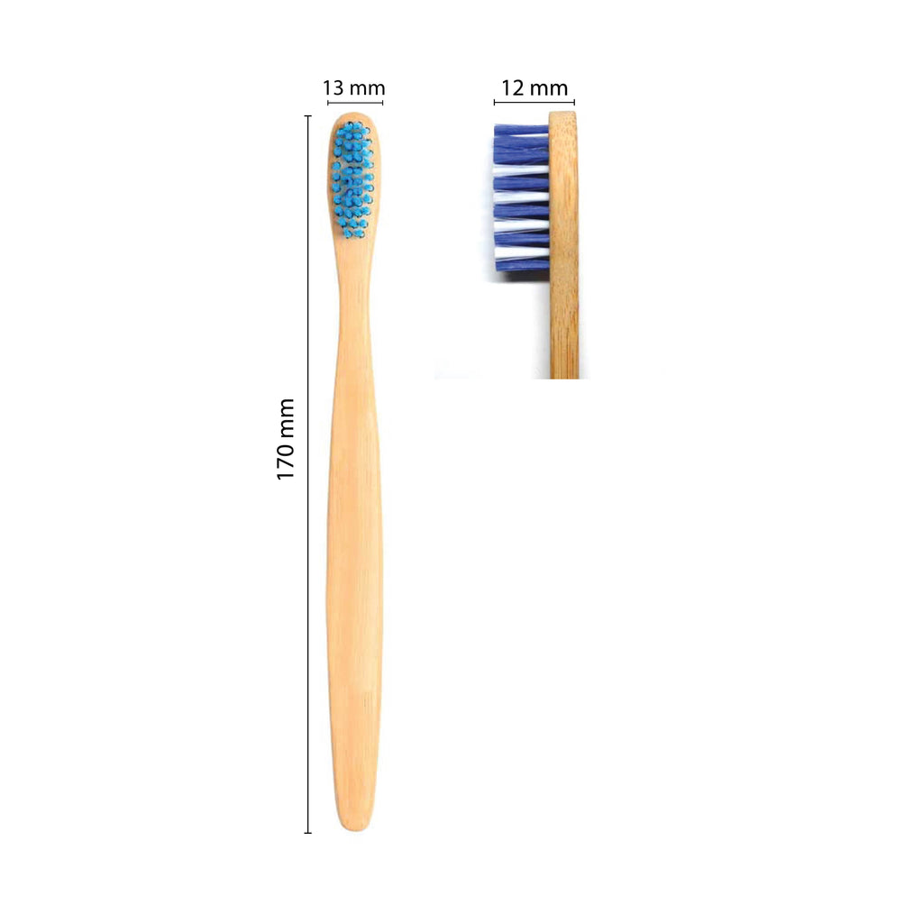 SuckIN Standard Bamboo Toothbrush - URU THE STORE