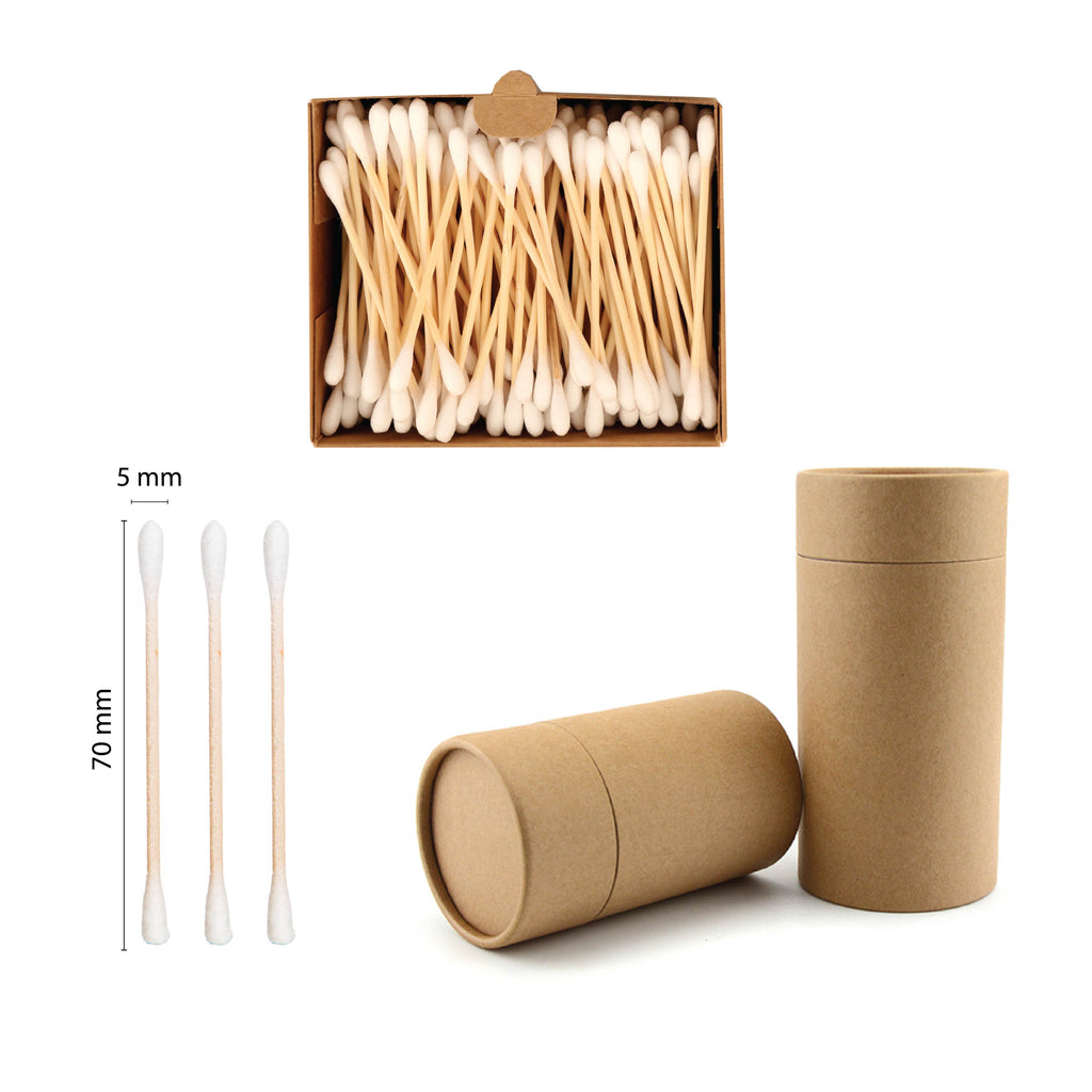 SuckIN Bamboo Cotton Buds - URU THE STORE