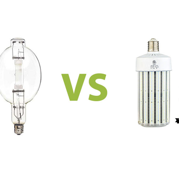 LED vs Metal halide lighting which is best?