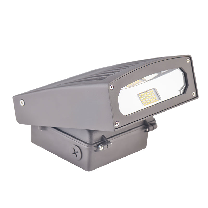 20 Watt LED Adjustable Wall Pack 2600lm 5000K
