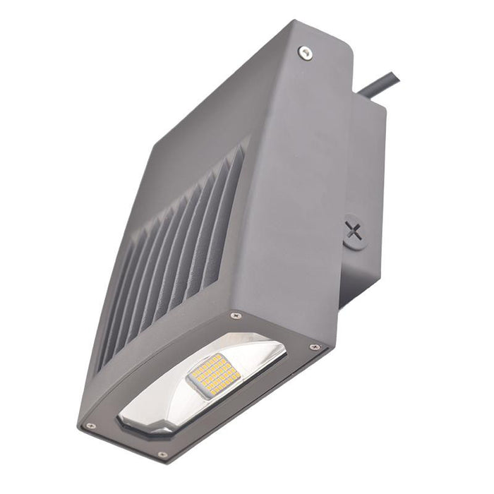 100 Watt LED Adjustable Wall Pack Light Fixture 13,000lm 5000K