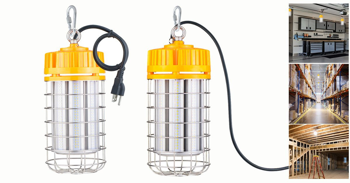 100W Temporary Led High Bay Lights
