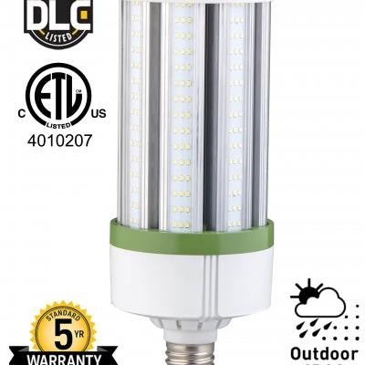 120 Watt E39 LED Corn Light Bulb – 13,800 Lumens -DLC -ETL