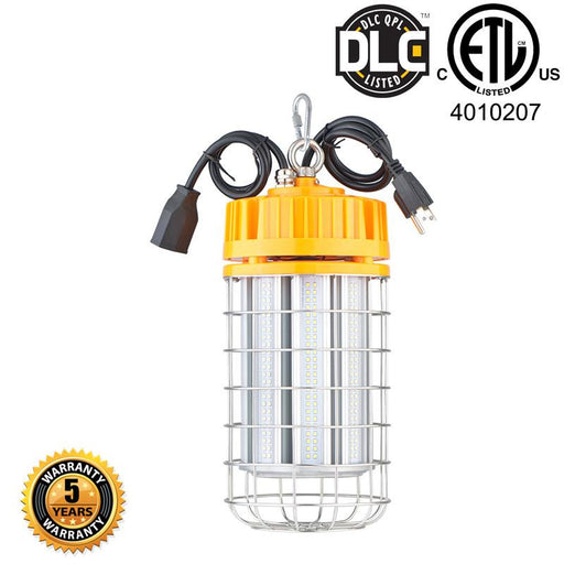 150 Watt Temporary LED Work Light 5000K 19,500 Lumens