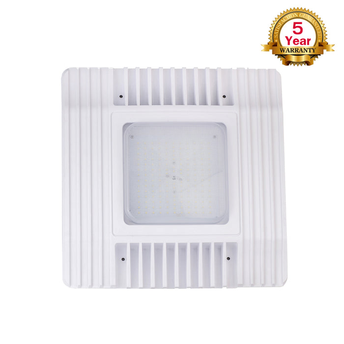 150W Gas Station LED Canopy Light Type B2