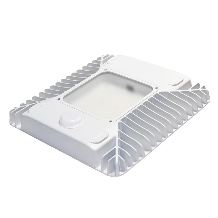 130W LED Gas Station Ceiling Light 5000K DLC qualified
