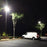 LED Parking Lot Lights Retrofit 100 Watt