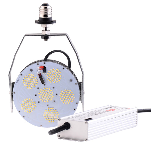 ETL DLC 100Watt Shoebox LED Retrofit 5000K 13000LM