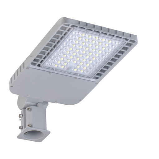 200 Watts LED Shoebox Light 26000LM 5000K-White finish