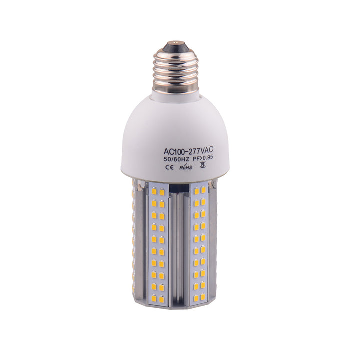 15W LED Aluminium Bulb 1800 Lumens LED Mini Corn Light 5000K E27