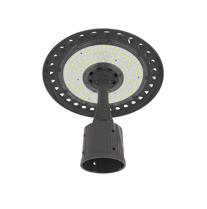 50W LED Post Top Area Fixtures 5000K 6500LM