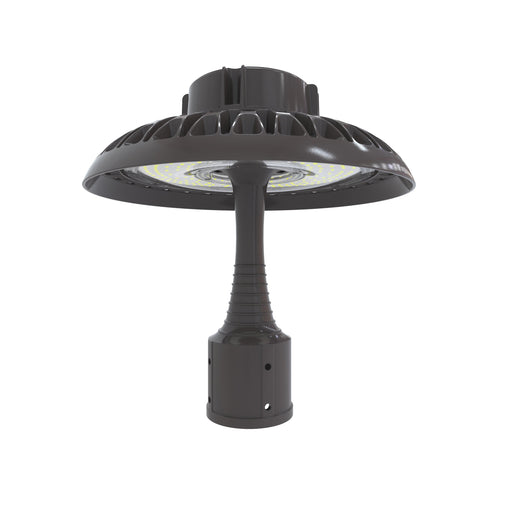 150 Watt LED Post Top Lighting 5000K 19500 Lumens